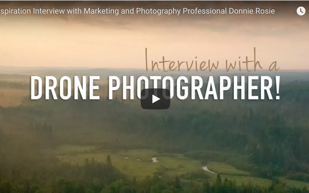 Interview on Photography and Drone Oporations