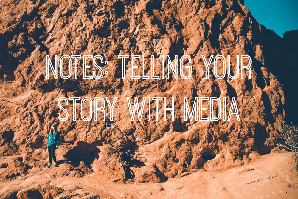 Telling Your Story through Photography